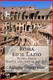 Roma Ed il Lazio, Antonio Giangrande, 1490990607