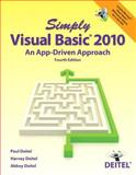 Simply Visual Basic 2010, Deitel, Paul and Deitel, Harvey, 0132990601