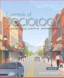 Essentials of Sociology Plus NEW MySocLab with Pearson EText -- Access Card Package, Henslin, James M., 0133810607