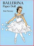 Ballerina Paper Doll, Tom Tierney, 0486280608