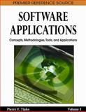 Software Applications : Concepts, Methodologies, Tools and Applications, , 1605660604