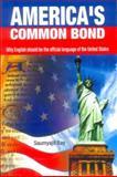 America's Common Bond, Saumyajit Ray, 8184050607