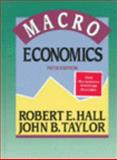 Macroeconomics with Macrosolve Software/Windows, Hall, Robert E., Jr. and Taylor, John B., 0393970604