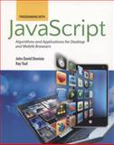Programming with JavaScript, John David Dionisio and Ray Toal, 076378060X
