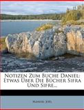 Notizen Zum Buche Daniel, Manuel Joël, 1274520606