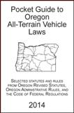 Pocket Guide to Oregon ATV Laws,, 1613710607
