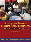 Strategies to Enhance Literacy and Learning in Middle School Content Area Classrooms, Irvin, Judith L. and Buehl, Douglas R., 0205360610