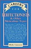 Careers for Perfectionists and Other Meticulous Types, Camenson, Blythe, 0844220612