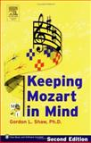 Keeping Mozart in Mind, Shaw, Gordon L., 0126390614