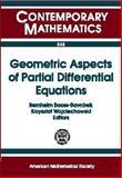 Geometric Aspects of Partial Differential Equations, Krzysztof Wojciechowski, 0821820613