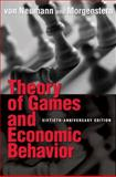 Theory of Games and Economic Behavior 9780691130613