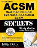 Secrets of the ACSM Certified Health Fitness Specialist Exam Study Guide, ACSM Exam Secrets Test Prep Team, 1609710614