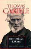 Historical Essays, Carlyle, Thomas, 0520220617