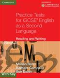 Practice Tests for IGCSE English as a Second Language, Marian Barry and Barbara Campbell, 0521140617