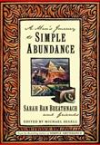 A Man's Journey to Simple Abundance, Sarah Ban Breathnach, 0743200616