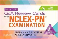 Saunders Q&a Review Cards for the NCLEX-PN® Examination, Silvestri, Linda Anne and Silvestri, Angela, 0323290612