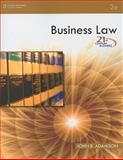 21st Century Business: Business Law, Adamson, John E., 0538740612