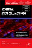 Essential Stem Cell Methods, , 012375061X