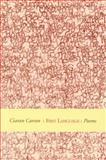 First Language, Ciaran Carson, 0916390616