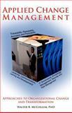 Applied Change Management, McCollum, Walter R., 0979140617