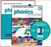 Phonics Lessons with CD-ROM, Grade K : Letters, Words, and How They Work, Pinnell, Gay Su and Fountas, Irene C., 0325010617