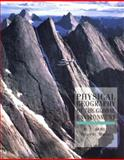 A Physical Geography of the Global Environment, de Blij, H. J. and Muller, Peter O., 0471540617