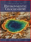 Principles of Environmental Geochemistry, Eby, G. Nelson, 0122290615