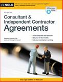 Consultant and Independent Contractor Agreements, Stephen Fishman, 1413320619