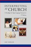 Interpreting at Church, Leo Yates, 1468010611