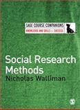 Social Research Methods 9781412910620