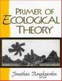 Primer of Ecological Theory, Roughgarden, Jonathan, 0134420624