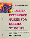 Learning Experience Guide for Nursing Students, Roe, Anne K. and Ortega, M. Helen, 0827360622
