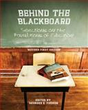 Behind the Blackboard