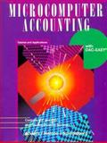 Microcomputer Accounting : Tutorial and Applications with DacEasy, Spiegelberg, Emma J. and Nelson, Sally, 0028010620