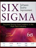 Six Sigma Software Quality Improvement, Nanda, Vic and Robinson, Jeffrey, 0071700625