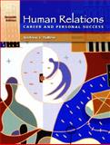 Human Relations for Career and Personal Success, DuBrin, Andrew J., 0131190628