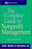 The Complete Guide to Nonprofit Management 2nd Edition