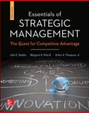 Essentials of Strategic Management: the Quest for Competitive Advantage with Connect Plus, Gamble, John E. and Thompson, Arthur A., Jr., 1259280624