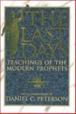 The Last Days, Daniel C. Peterson, 1562360620