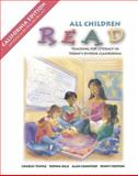 All Children Read, CA Edition, Temple, Charles A. and Ogle, Donna, 0205430627