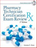 Pharmacy Technician Certification Exam Review 9781428320628
