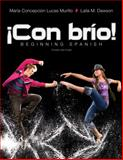 Con Brio : Beginning Spanish, Dawson, Laila M. and Murillo, Maria C. Lucas, 1118130626