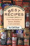 Best Recipes from the Backs of Boxes, Bottles, Cans, and Jars, Ceil Dyer, 0884860639