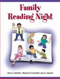 Family Reading Night, Darcy J. Hutchins and Marsha D. Greenfeld, 1596670630