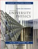 Student Solutions Manual for University Physics Vol 1, Young, Hugh D. and Freedman, Roger A., 0321500636