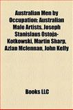 Australian Men by Occupation,, 1158220634