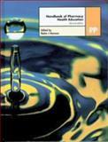 Handbook of Pharmacy Health Education, , 0857110632