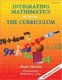 Integrating Mathematics Across the Curriculum, Martin, Hope, 1575170639