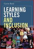 Learning Styles and Inclusion, Reid, Gavin, 1412910633