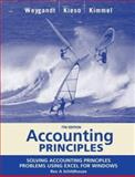 Accounting Principles, with PepsiCo Annual Report, Excel Workbook, Kieso, Donald E. and Kimmel, Paul D., 0471650633